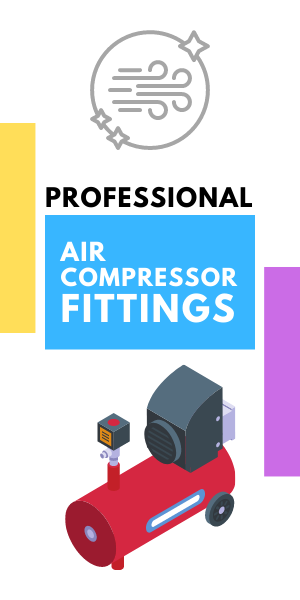 professional air compressor fittings
